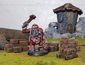 Bloody-Claus - Christmas Giant Ogre