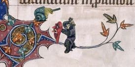 Knight Beset Upon by a Snail