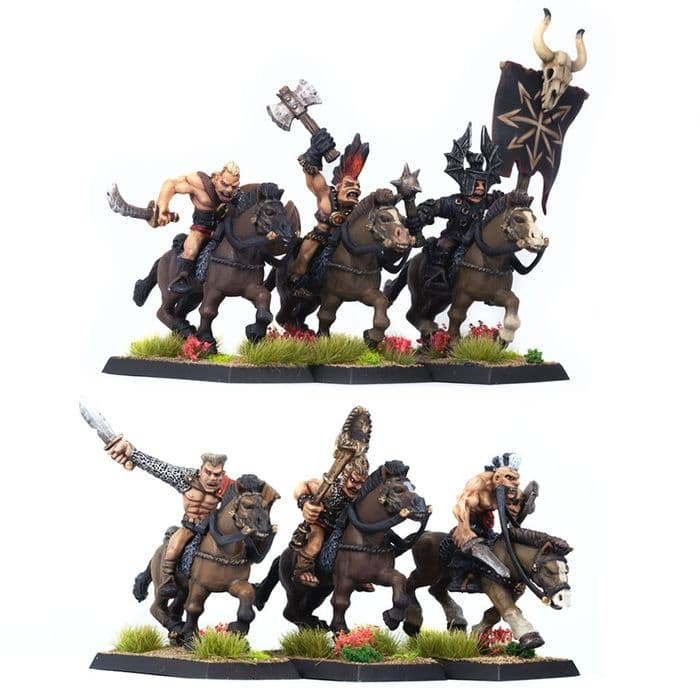 The Mounted Thugs