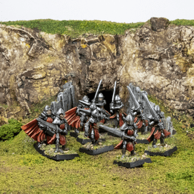 The Scarlet Knights of Karlgoggen