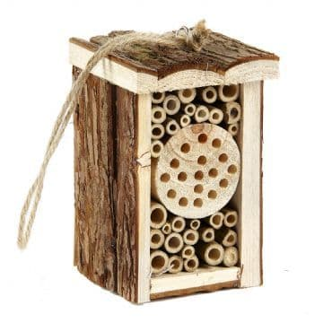 Pet Ting Small Wooden Insect Hotel