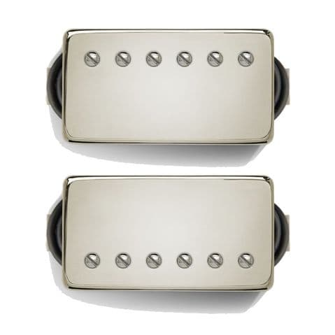 Bare Knuckle Rebel Yell Set Nickel Covers 50mm