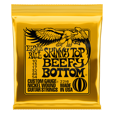 Ernie Ball Skinny Top Beefy Bottom 10-54 Electric Guitar Strings