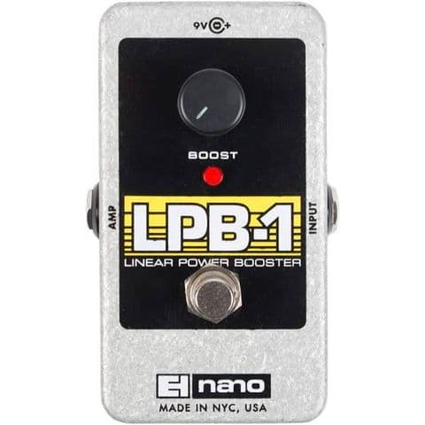 LPB-1 Linear Power Booster Pedal