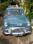 1953 to 1965 Standard 8, 10 and Pennant.