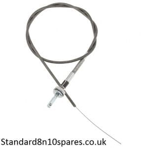 Standard 8 10 Pennant Choke Cable (for single Solex Carb)