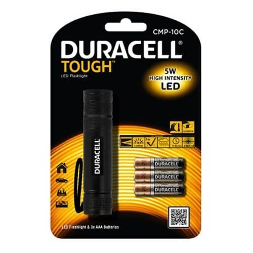 Duracell Tough CMP-10C Compact Pro LED Torch