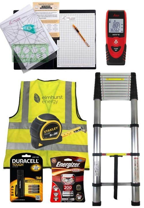 Energy Assessor Essentials Pack 1