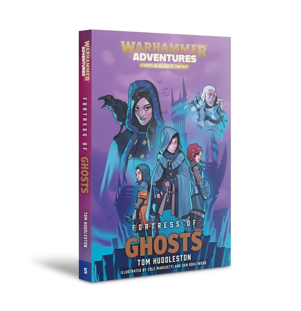 Fortress of Ghosts: Book 5 (Paperback)