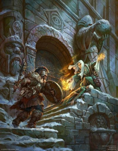 Frostgrave Fiction