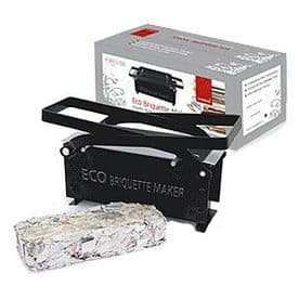 Paper Log Briquette Maker