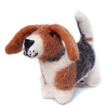 Bertrum the Basset, Small Toy Dog