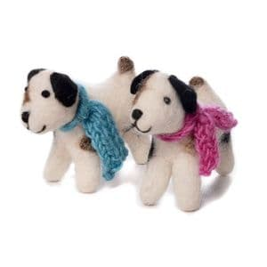 Jack Russell Toy 10cm