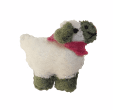 Lilly the Lamb Brooch