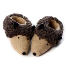 Little Hedgehog Booties