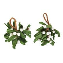 Small Mistletoe Sprig