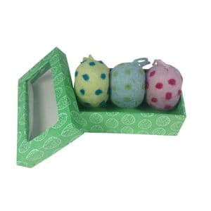 Spotty Eggs in a Box