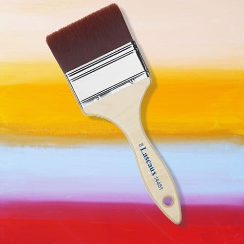 14451 Lascaux Varnish Brush s. 80mm