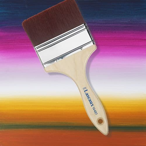 14461 Lascaux Varnish Brush s. 100mm