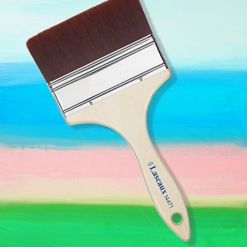 14471 Lascaux Varnish Brush s. 120mm