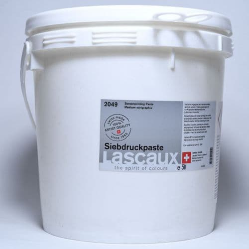 2049 Screenpaste. Lascaux, 5 lt bucket