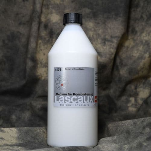 4176 Medium for Consolidation. Lascaux, 1 lt bottle