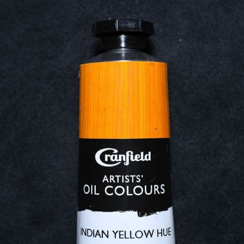 Indian Yellow Hue  Cranfield Artists' Oil Colour, 40ml tube