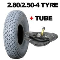 2.80/2.50-4 Mobility Scooter Tyres