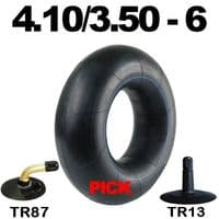 4.10/3.50-6 Inner Tube | To Fit 3.50-6 & 4.00-6 Tyres