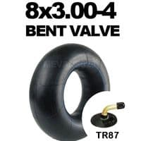 8x3.00-4 Inner Tube for Sack Trucks, Garden Carts, Mobility Scooters & Trolleys 8 x 300 x 4