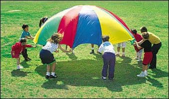 Play Parachute 3.5m 12ft