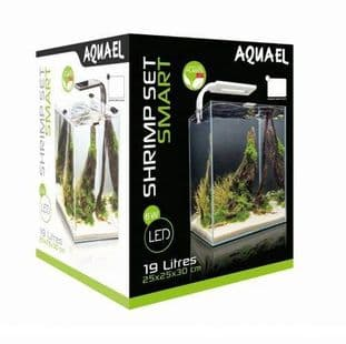 Aquael Shrimp Set  Smart 2 - Size and colour options