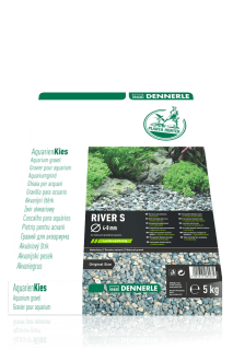 Dennerle Plantahunter River Gravel Small 5kg