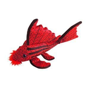 Green Pleco Crimson (bristlenose) Pleco Soft Toy