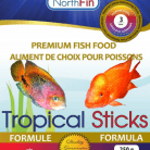 Northfin Tropical Sticks 3mm