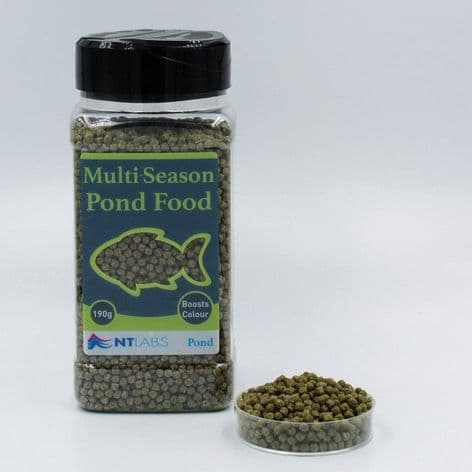 NT Labs Multi-Season Pond Food 190g