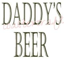 Daddy's Beer