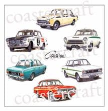 Ford Cortinas Trivet