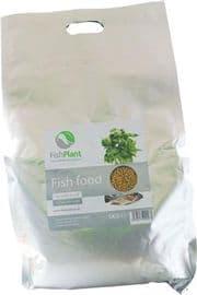 FishPlant Tilapia Fish Food - 1kg