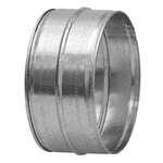 Galvanised Duct Connector