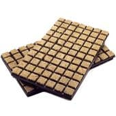 Grodan Seedling / Propagation Rockwool Cubes Full Tray (77 Plugs)