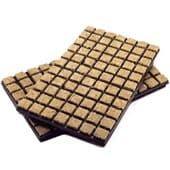Grodan Seedling / Propagation Rockwool Cubes Quarter Tray (14 Plugs)