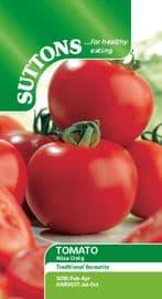 Suttons Tomato Seeds - Alisa Craig