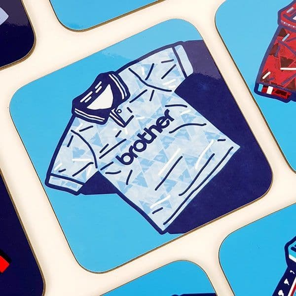 1989 Home Kit Coaster