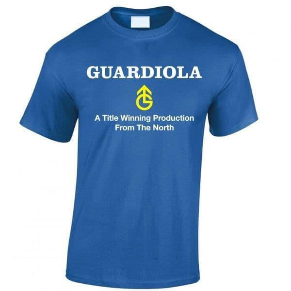 A Title Winning Production From the North  T-shirt