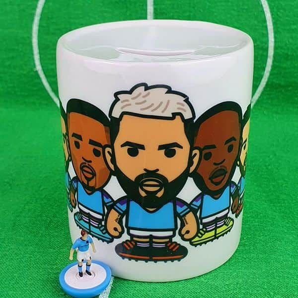 City Attack Money Box