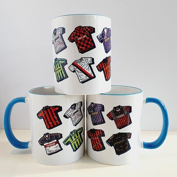City Away Kits Mug