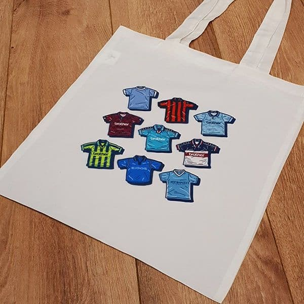 City Kits Tote Bag