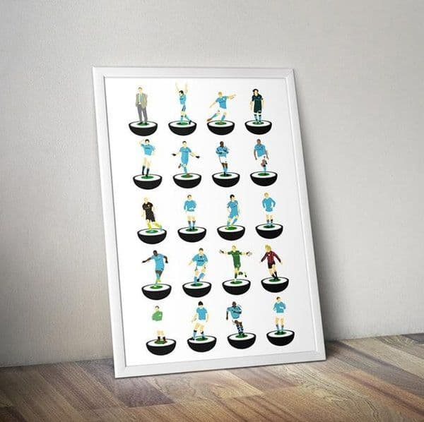 City Legends Print