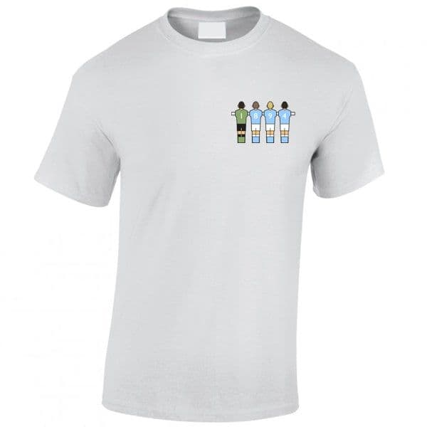 Football Table 1894 White T-shirt